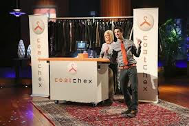 Coat Check-In seen on Shark Tank