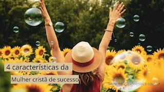 mulher cristã de sucesso