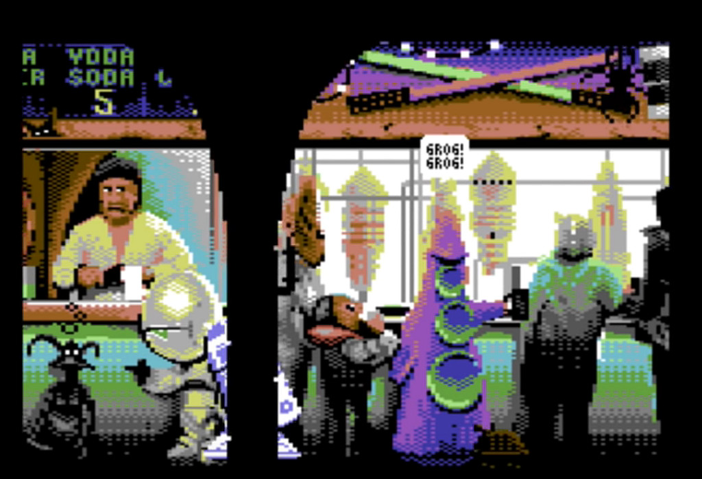Indie Retro News: The Star Wars Demo by Censor Design 2018 ranks 1st