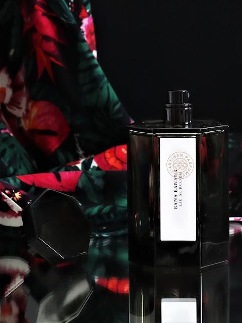 avis parfum, parfum femme à la banane, banana profumo, nouveau parfum femme, l'artisan parfumeur parfum