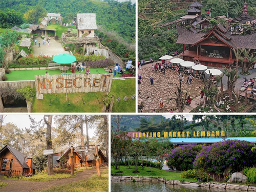 Tempat-Tempat Wisata Lembang Kembali Buka Hari Sabtu, 13 Juni 2020