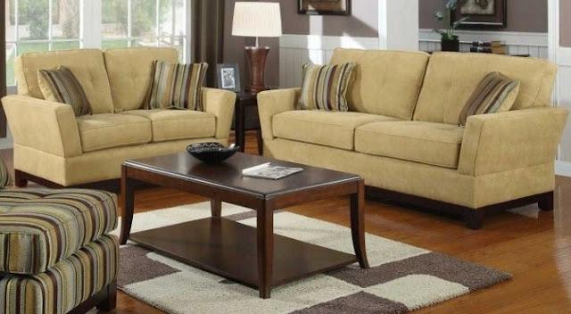 Sofa Minimalis Untuk Ruang Tamu Yang Kecil