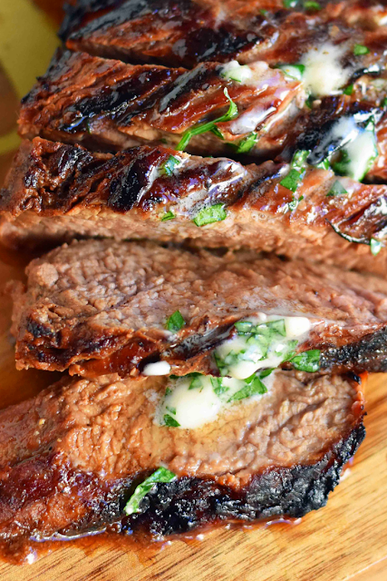 Phenomenal Grilled Tri-Tip Steak Marinade