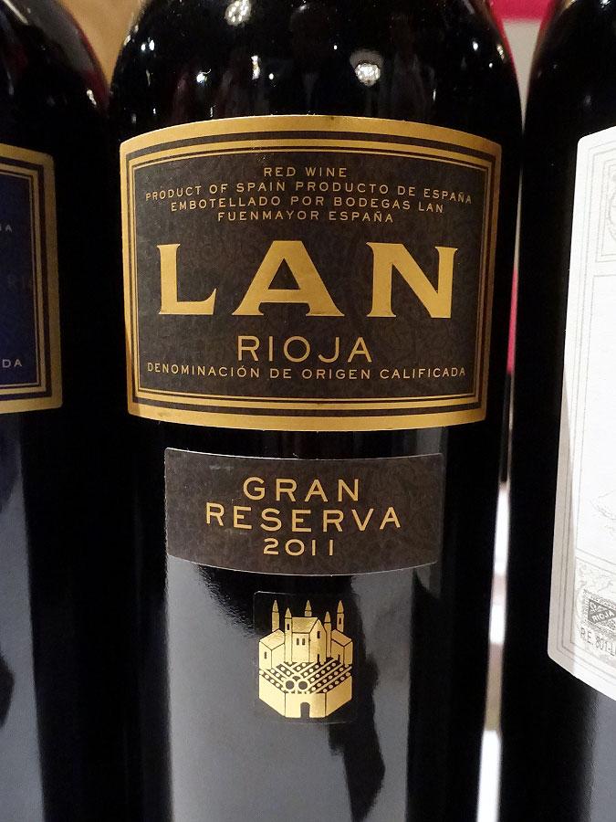 LAN Gran Reserva 2011 (91 pts)