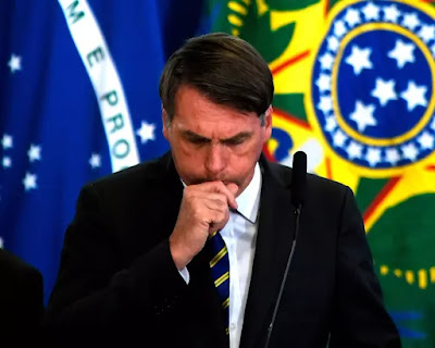 Brasil tem 28.320 casos confirmados de Coronavírus e 1.736 mortes em 15 de abril