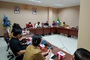 dr Debby Kalalo, Jelaskan Penggunaan Anggaran ke Komisi lV