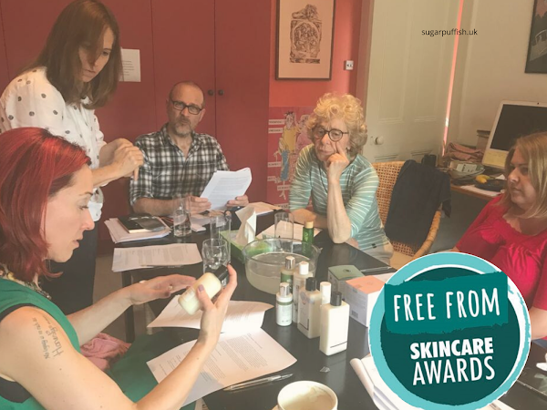 2020 Free From Skincare Awards opens 3rd February