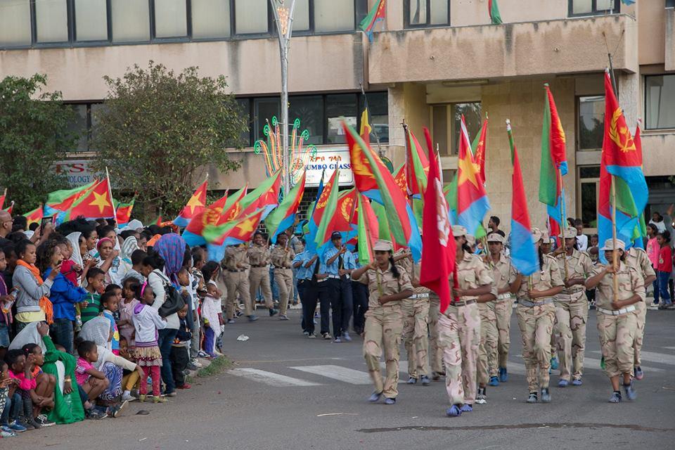 <Non-Conformist Eritrea