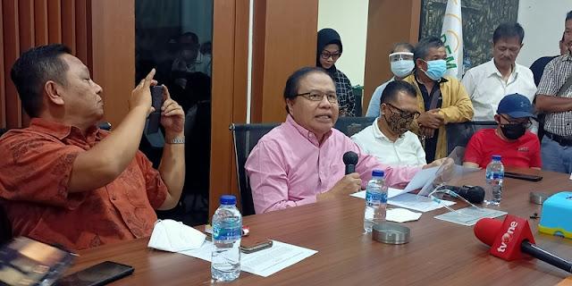 Rizal Ramli Desak BPN Moratorium Izin PT Sentul City karena Serobot Tanah Rakyat