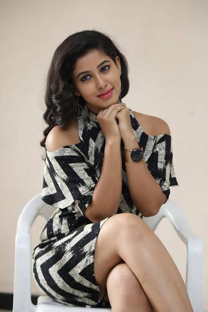 Pavani Stills At Lavanya with Love Boys Movie Audio Launch