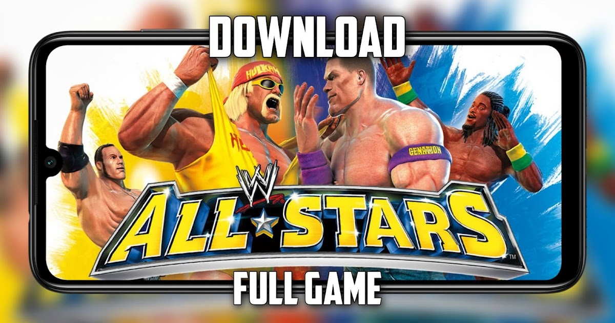 [168MB] DOWNLOAD WWE 2K19 FOR PPSSPP ON ANDROID MOD FOR