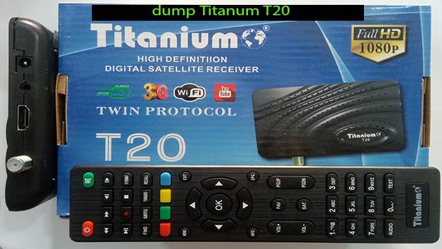 dump Titanum T20