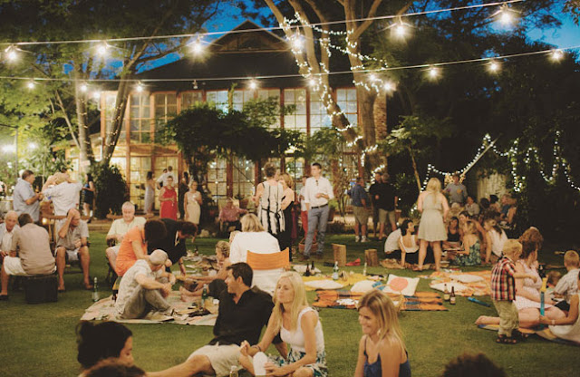 What To Wear To A Picnic Wedding
