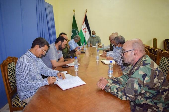 🔴 Comunicado oficial del Buró Permanente del Frente Polisario.