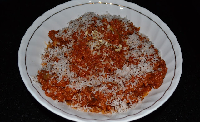 How to make healthy carrot pudding (Halwa) recipe