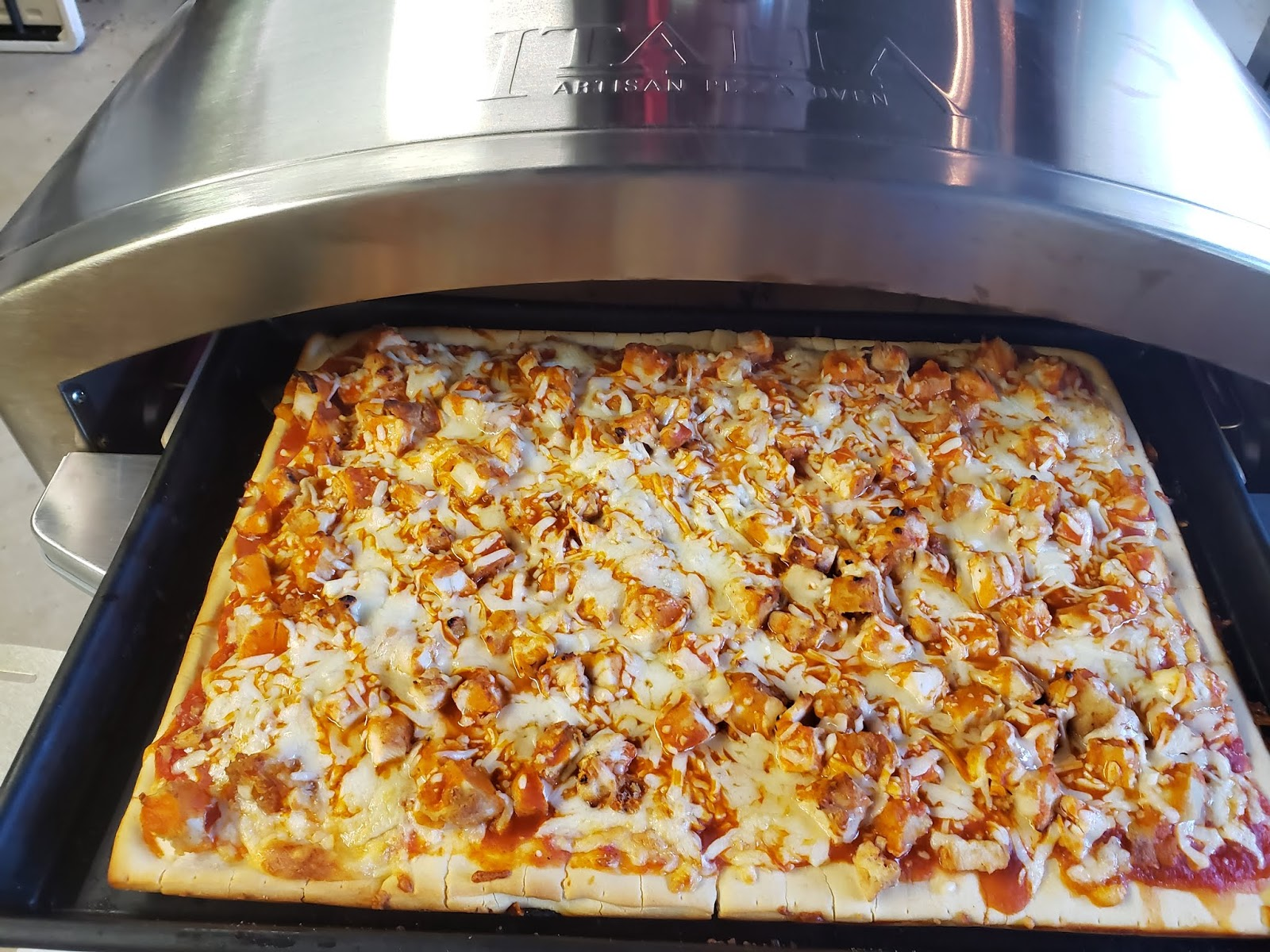 Pizza Oven Delivers Pizzeria Quality Results For Under 250 Nepa Pizza Review