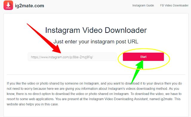 इस्टाग्राम वीडियो और फोटोज कैसे डाउनलोड करें?