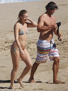 Adam Scott And Kate Hudson
