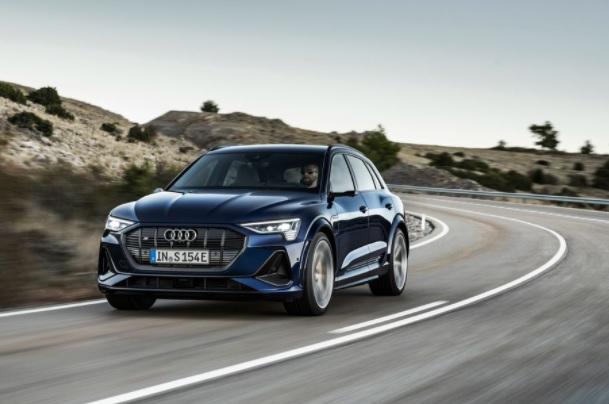 Audi Tipe S e-tron