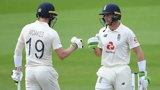 CricketHighlightsz - England vs Pakistan 1st Test 2020 Highlights