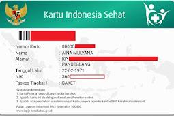 [Cara] Cetak SENDIRI KARTU Indonesia SEHAT (KIS) atau KARTU BPJS KESEHATAN secara ONLINE