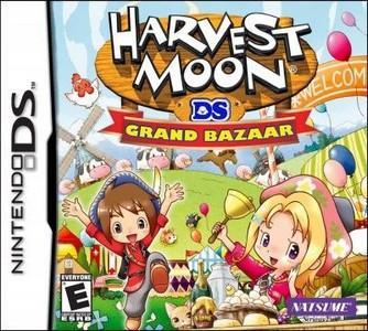 Rom Harvest Moon DS Grand Bazaar NDS