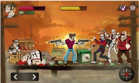 Game Action Offline Android Terbaik Just Shout MOD APK