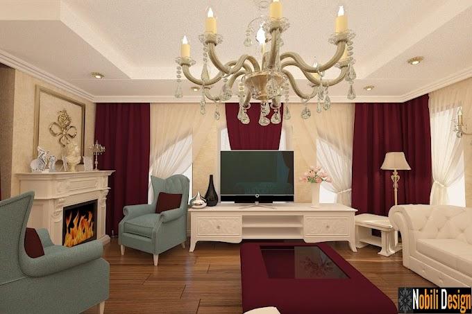 Design interior vila stil clasic Bucuresti - Firma amenajari interiorare Bucuresti
