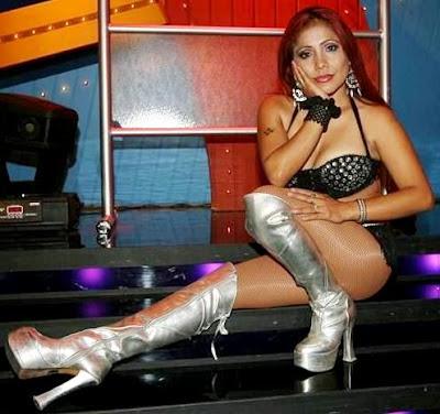 Foto de Marisol con vestimenta de trabajo