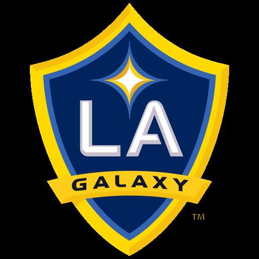 Kit LA Galaxy FC + Logo Dream League Soccer 2021