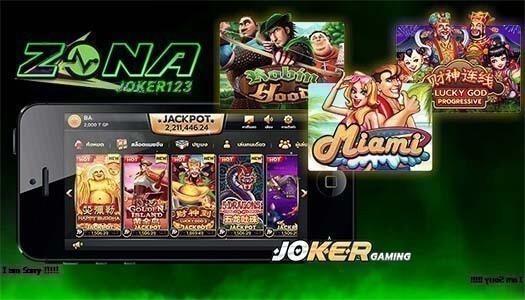 Situs Joker123 Game Slot Online Terbaik dan Terpercaya