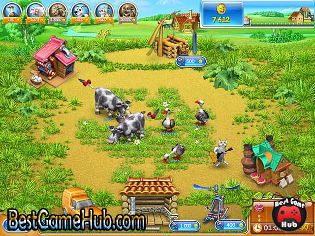 Farm Frenzy 3 Russian Roulette Torrent Game Free Download