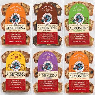 Almondaina Variety Biscuits