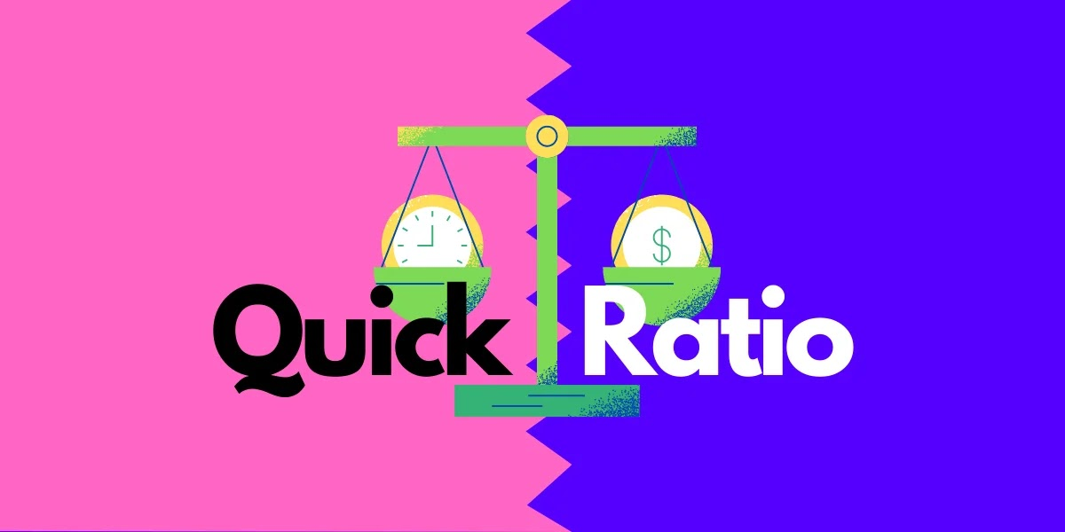 quick ratio explained for complete beginners by zerobizz