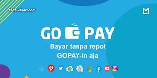 Cara Melakukan Top Up DANA lewat Gopay ( Gojek Payment )