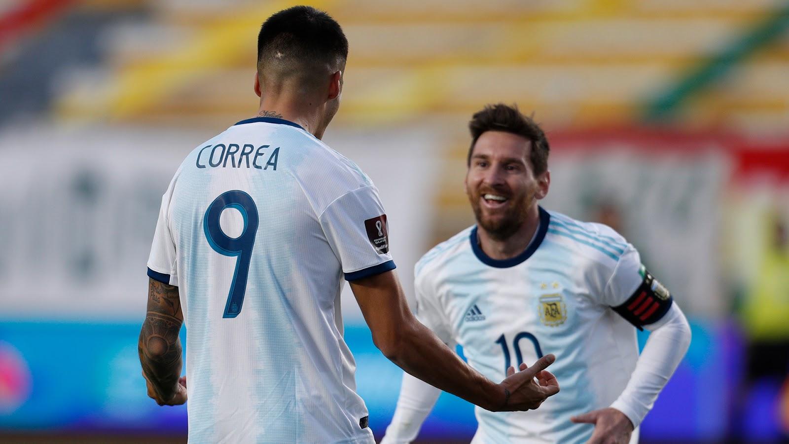 مشاهدة ملخص مباراة بوليفيا 1-2 الأرجنتين بتاريخ 2020-10-14 تصفيات كأس العالم: أمريكا الجنوبية
