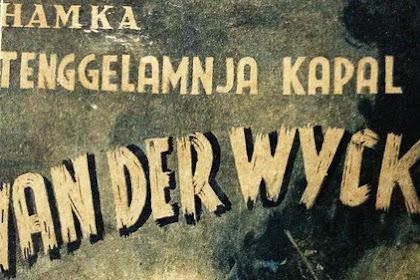 Iklan Koran Roman Tеnggеlаmnуа Kapal Vаn dеr Wіjk Karya HAMKA Tahun 1940
