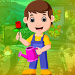 Play Games4King Gardener Boy E…