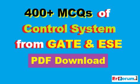 control-system-mcqs