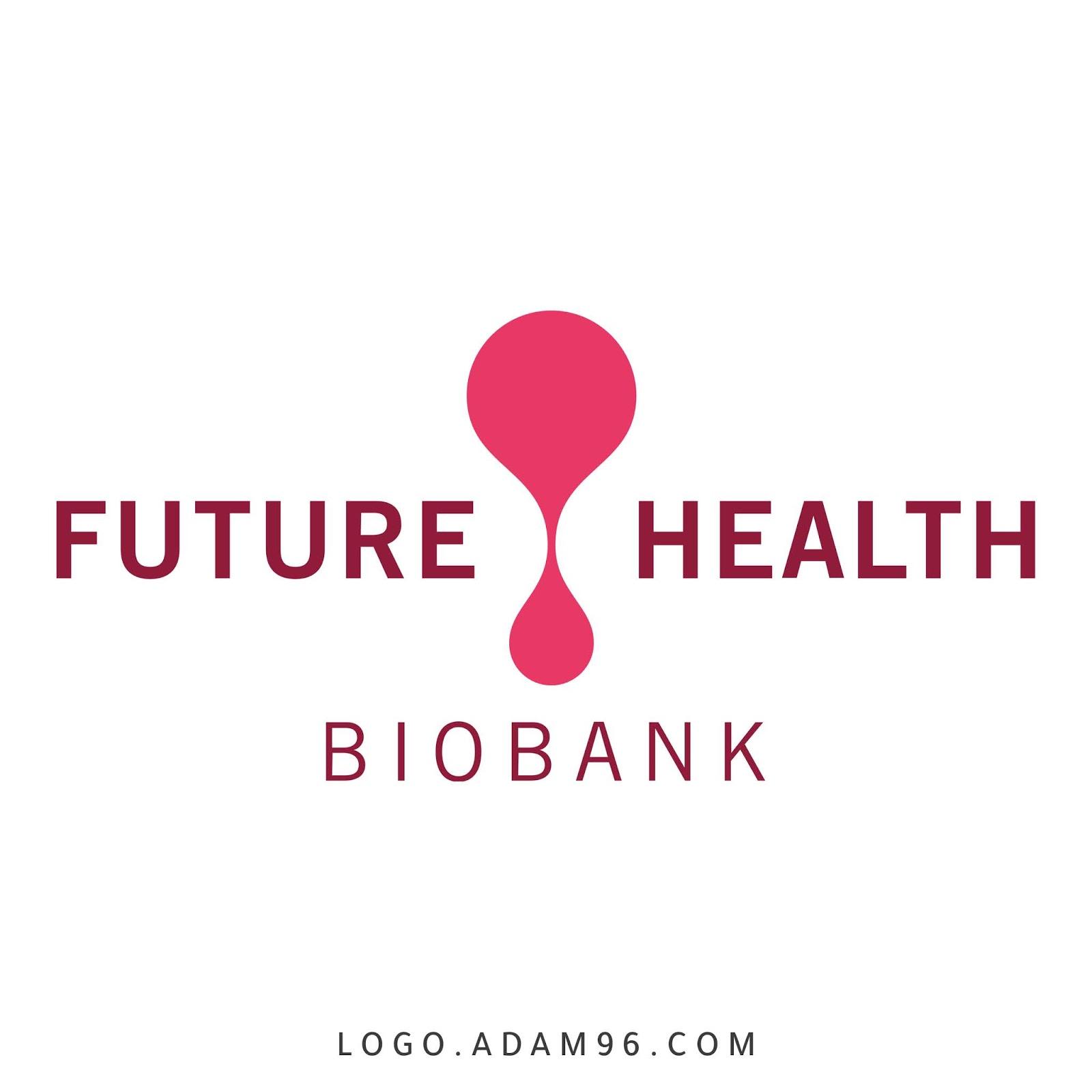 Logo Future Health Biobank high quality Png