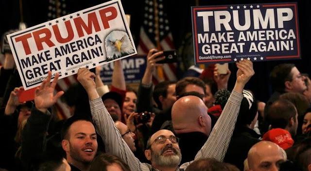 Michigan e Mississippi estão com Trump