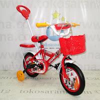 Sepeda Anak Little Beat LB007-9 12 Inci