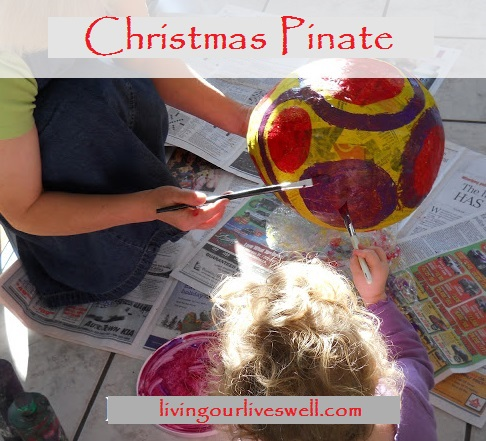 Making a Christmas Pinate