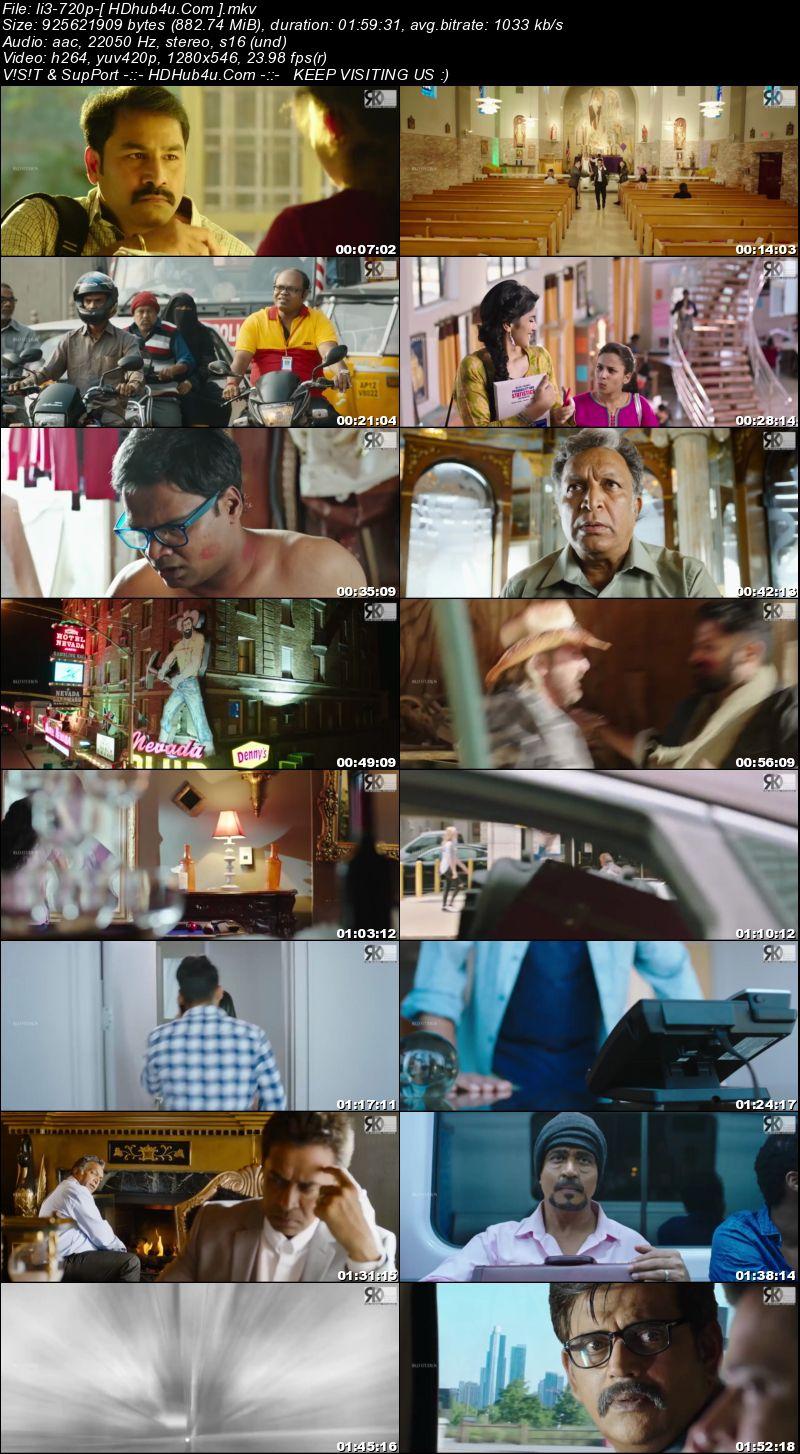 LIE 2017 Hindi Dubbed 720p HDRip 850MB Download