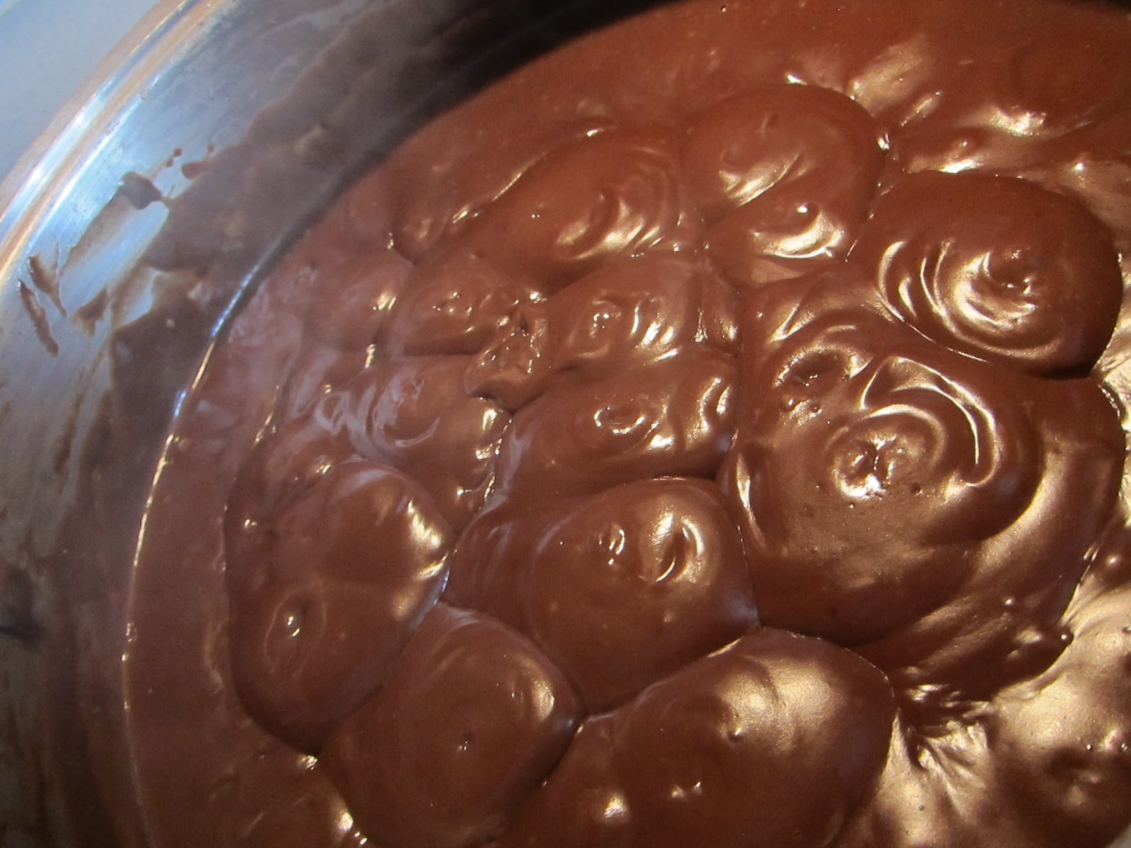 Andrea The Kitchen Witch: Diva Chocolate Pudding