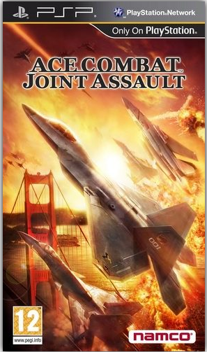 Game Ace Combat – Joint Assault (Usa) Iso