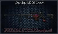 Cheytac M200 Crow