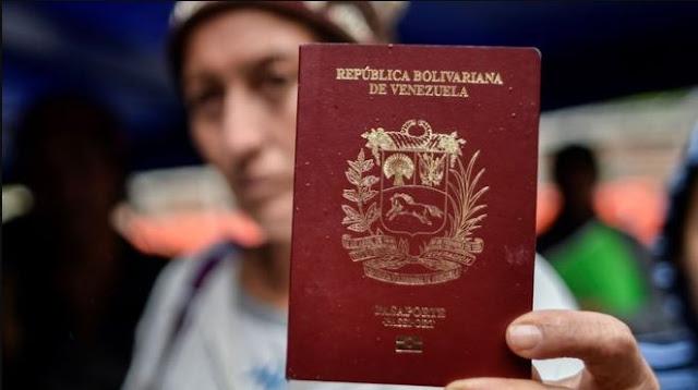 ¿Cuáles son los países que aceptan el pasaporte venezolano y bajo qué condiciones?