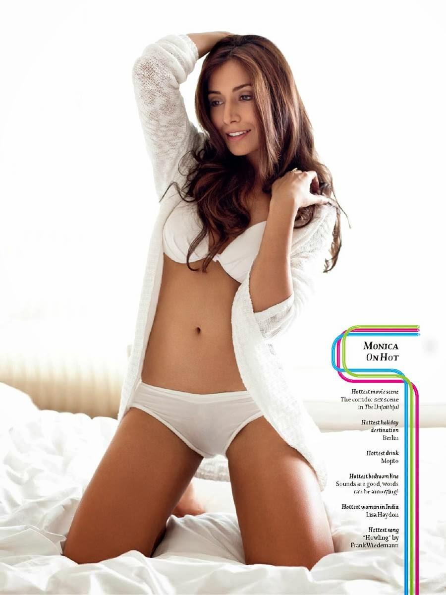 Monica Dogra - Maxim India Magazine (March 2013) - Ammayi