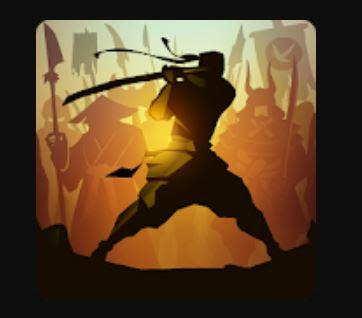 تحميل لعبة shadow fight apk مهكرة